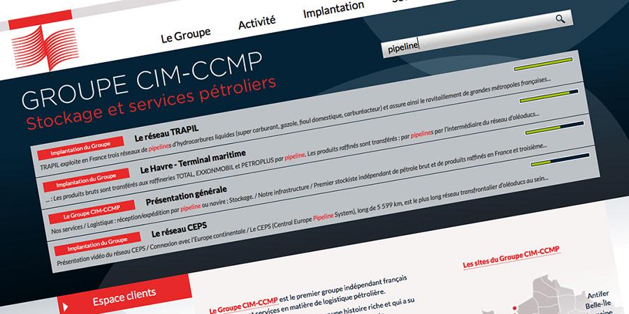 Le moteur de recherche de cim-ccmp.com
