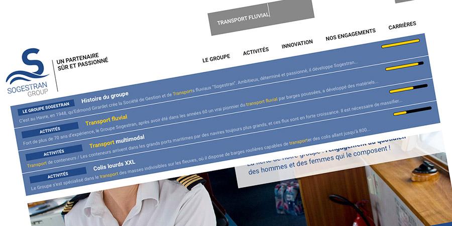 Le moteur de recherche de boisrobert.com